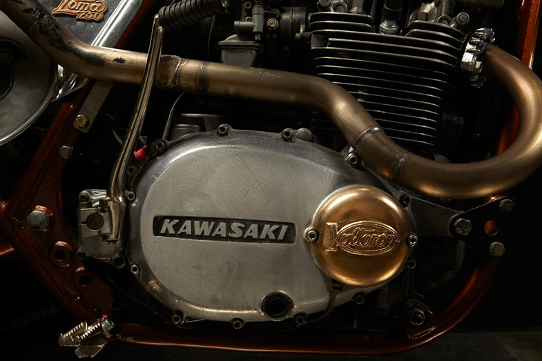 Kawasaki KZ750 Tracker La Loma 750 by Valtoron 4