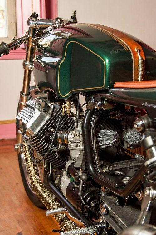 Moto Guzzi Cafe Racer 001