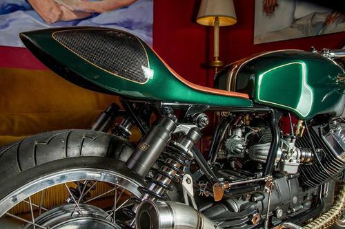 Moto Guzzi V65 Cafe Racer 08