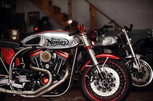Norley Café Racer 1