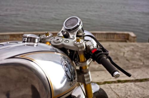Norton Commando Cafe Racer 961 Metal Slug 6