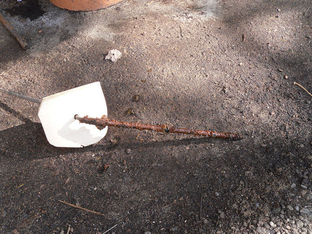 Remove Rust From A Fuel Tank 9