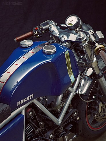 Caféracersunitedcom Ducati 900 Ss Cafe Racer By Walt Siegl