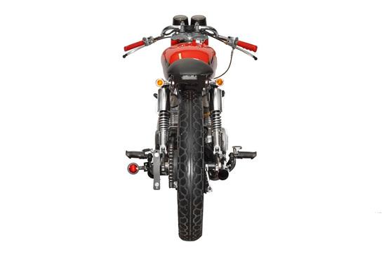 Honda CB350 Cafe Racer 1