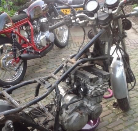 Yamaha XJ Tracker 2