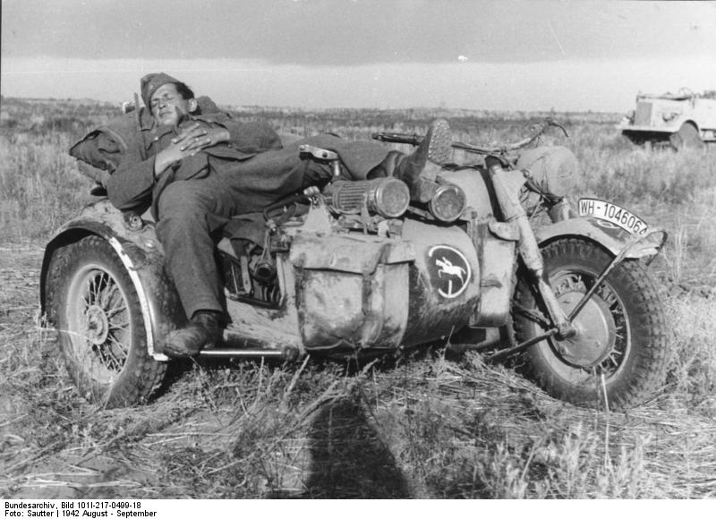 BMW R75 WW2